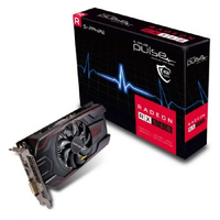 PULSE RADEON RX 560 4GB GDDR5 HDMI/DVI-D/DP OC (UEFI)128bit 1226MHz/1500MHz -... video karte