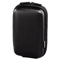 Hama Kameratasche Hardcase Carbon Style 80 L, black soma foto, video aksesuāriem