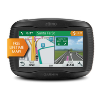 Garmin Navigation ZUMO 395LM 4.3'', Bluetooth, Europe, Lifetime Map Navigācijas iekārta
