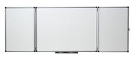 NOBO Confidential Whiteboard 120 x 90 cm (240 x 90 cm) biroja tehnikas aksesuāri