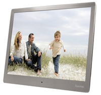 HAMA DIGITAL PHOTO FRAME SLIMLINE STEEL BASIC 10 Foto rāmītis
