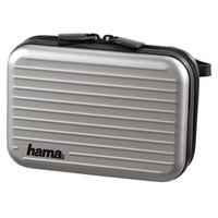 Hama Hardcase Metal Style 60H Grey soma foto, video aksesuāriem