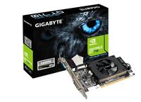 GIGABYTE GeForce GT 710 D3-2GL LP 2GB video karte