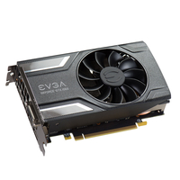 EVGA GeForce GTX 1060 SC, 6GB GDDR5 (192 Bit), HDMI, DVI, 3xDP video karte
