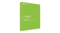 Microsoft Project 2016 SNGL OLP NL programmatūra