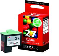 Lexmark 010NX227E Ink Color kārtridžs