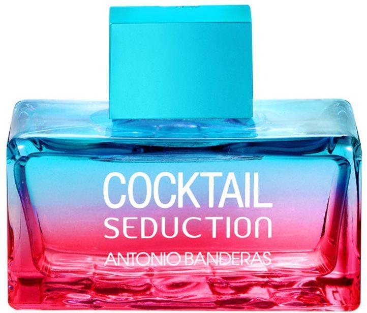 Antonio Banderas Cocktail Seduction Blue (EDT,Woman,100ml) T-MLX20724 Smaržas sievietēm
