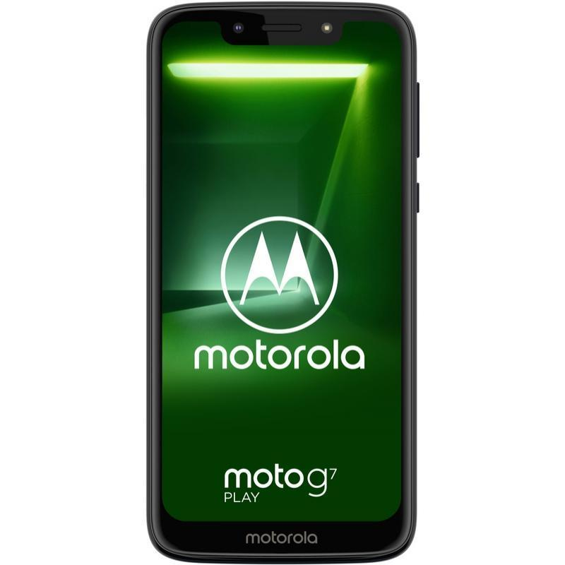 Motorola Moto G7 Play dark blue Mobilais Telefons