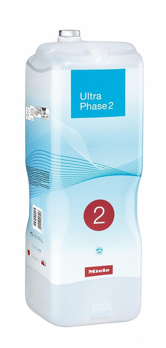 MIELE ULTRA PHASE 2. šķidrais divu komponentu mazgāšanas līdzeklis veļai TWIN DOS sistēmai 10803720