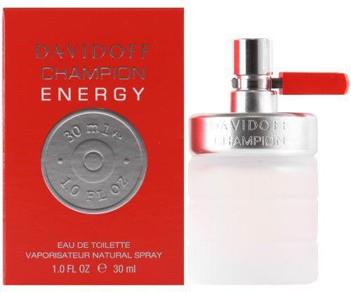 Davidoff Champion Energy EDT 30ml 3607342293120 Vīriešu Smaržas