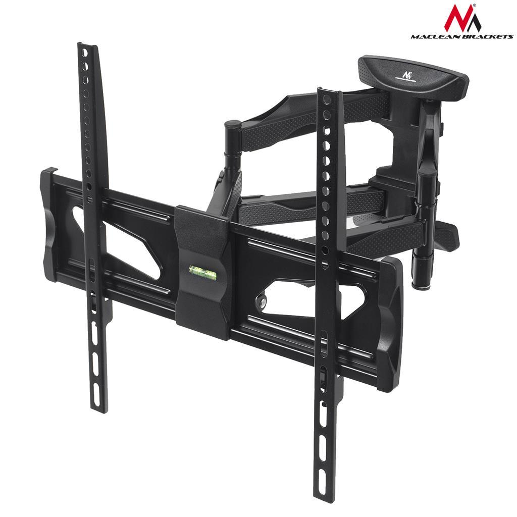 Maclean MC-781 Universal Wall Mount for TV 26-70'' 45kg max vesa 400x400 TV stiprinājums