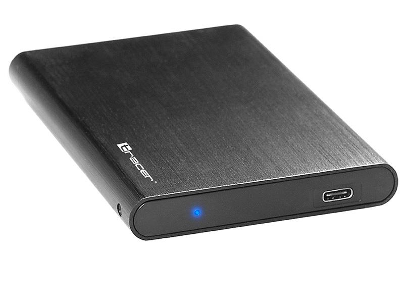 Tracer HDD Housing USB 3.1 Type-C HDD 2.5