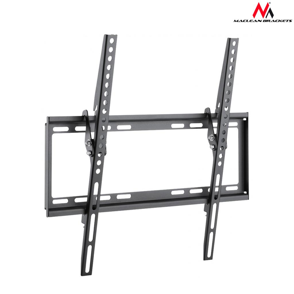 Maclean MC-774 TV wall mount 32-55'' to 35kg VESA max 400x400 TV stiprinājums