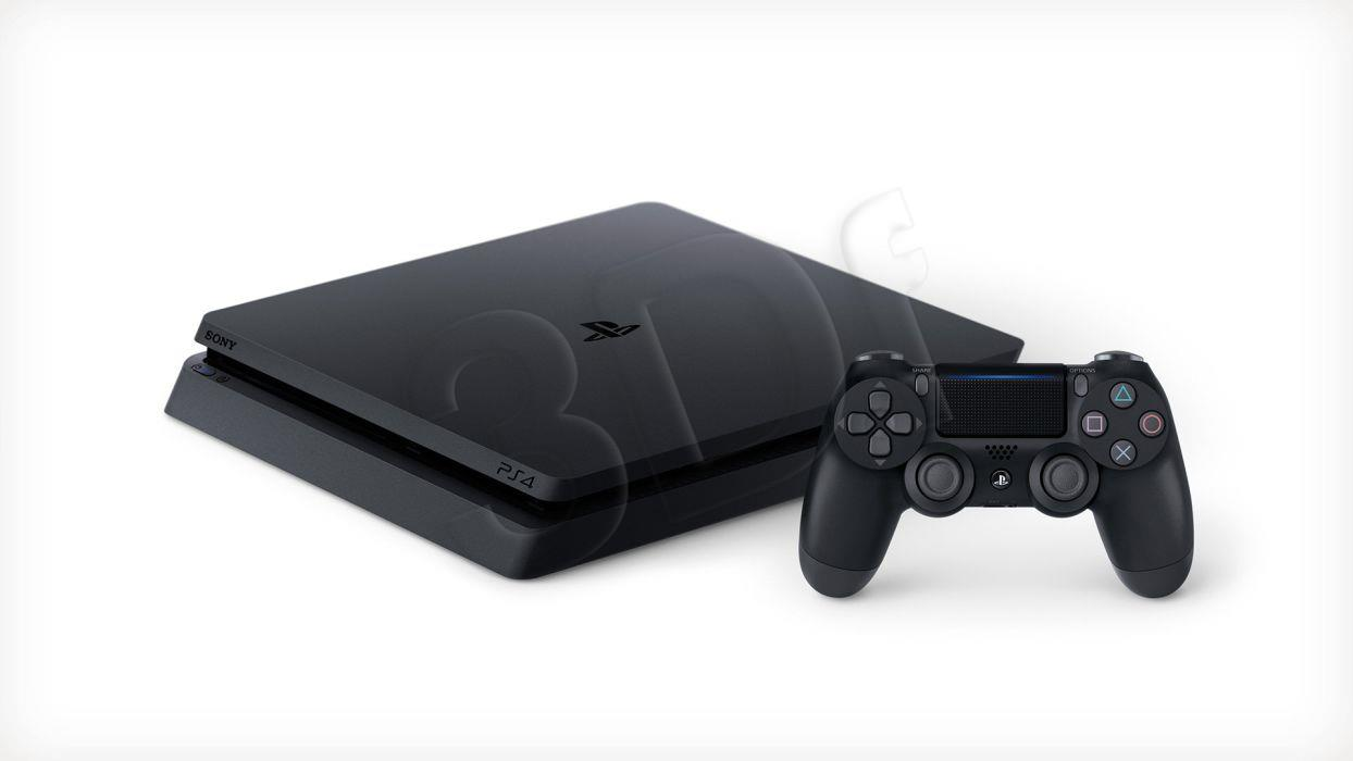 Sony PlayStation 4 Slim 500 GB (CUH-2116A) spēļu konsole