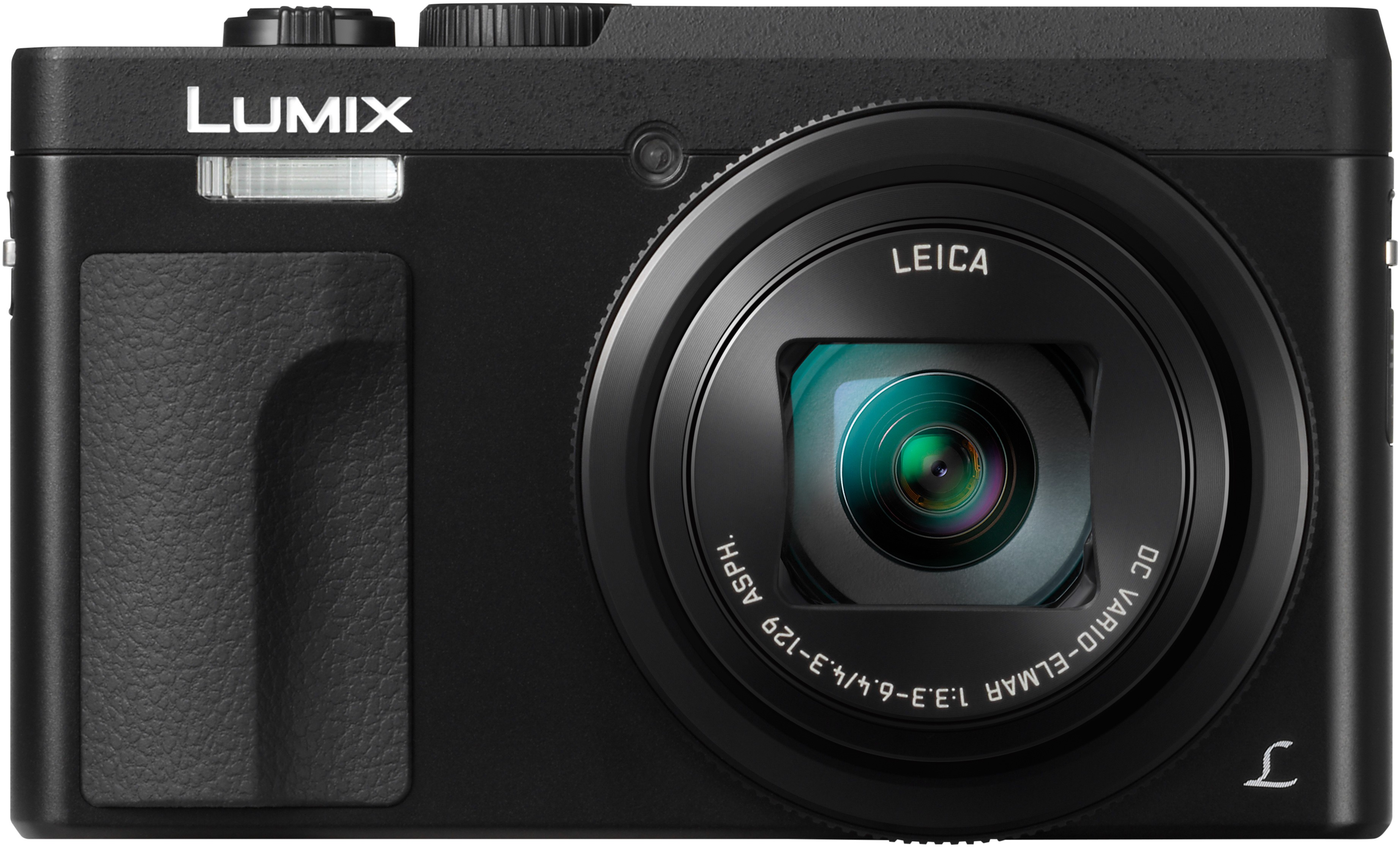 Panasonic DC-TZ90EP-K Digitālā kamera