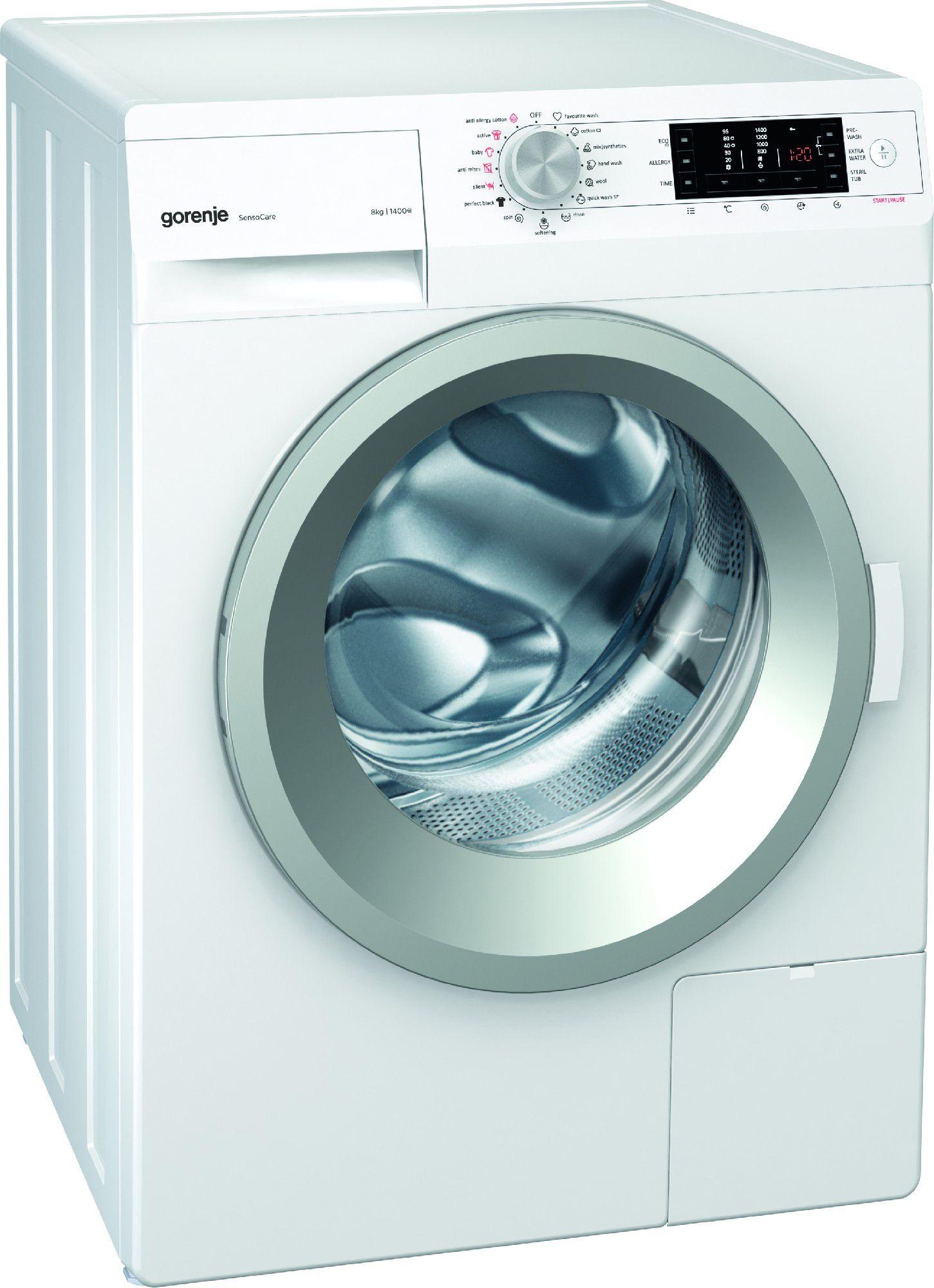 W85F44P/I Gorenje  Washing machine Veļas mašīna