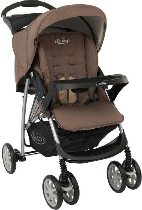Graco Mirage+ Plum 1810744 bērnu ratiņi