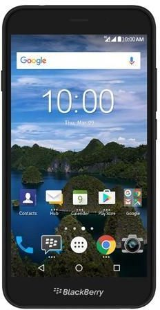 Blackberry Aurora Dual 4/32GB LTE black Aurora black Mobilais Telefons