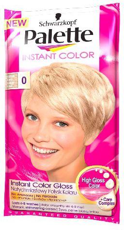 Palette Instant Color Szamponetka koloryzujaca Mrozny Blond nr 0 25 ml 68213682