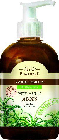 Green Pharmacy Mydlo w plynie Aloes 465ml 810469