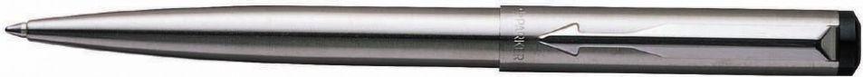 Parker Vector Stainless Steel C.C. Ballpoint Pen  M