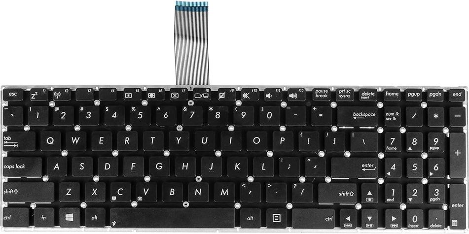 Green Cell keyboard Green Cell for Asus X550 X550CA X550CC X550C X550L X550V R510 R510C R510L (KB216US)