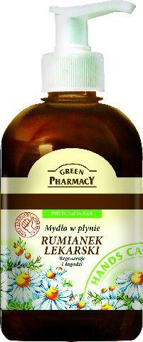 Green Pharmacy Mydlo w plynie Rumianek lekarski 465ml 810476