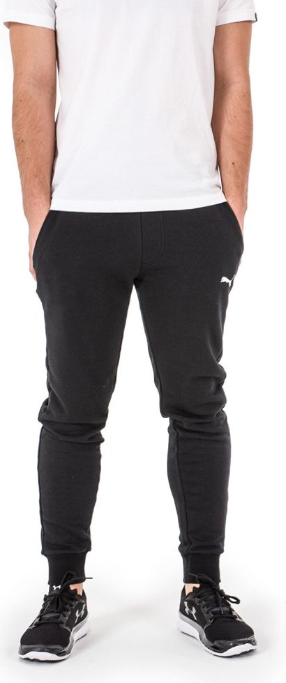 Puma Spodnie meskie Puma Ess Sweet Pants Slim Black r.  XXL (838380-01) 838380-01
