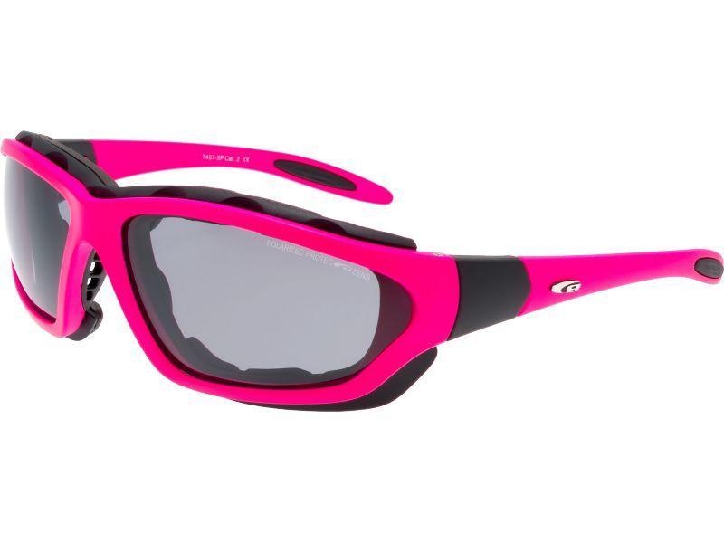 Goggle Okulary polaryzacyjne Mese P rozowe (T437-3P) T437-3P