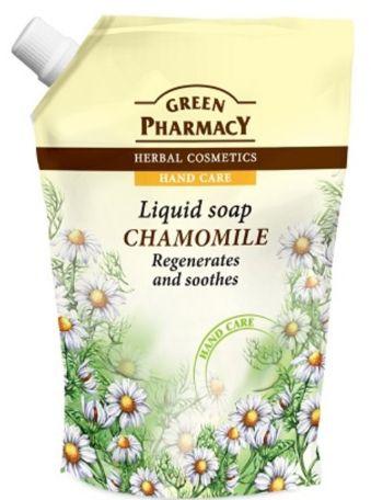 Green Pharmacy Mydlo w plynie-zapas Rumianek 816416