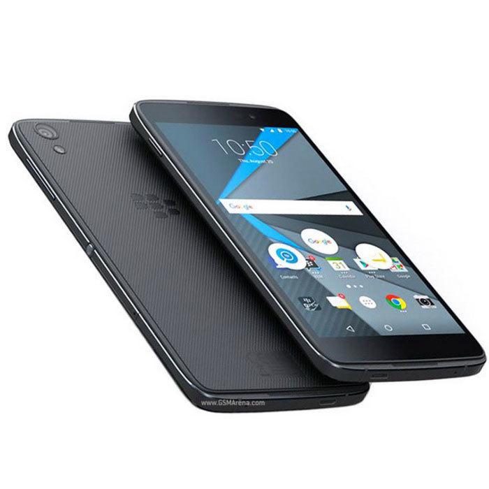 Blackberry DTEK50 16GB carbon grey(rus./eng.valodas) DTEK50 carbon grey Mobilais Telefons