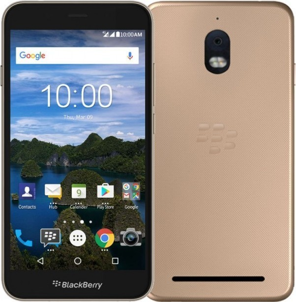 Blackberry Aurora Dual 4/32GB LTE gold Aurora gold Mobilais Telefons