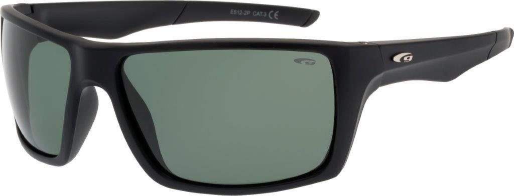 Okulary przeciwsloneczne czarne (E512-2P) E512-2P