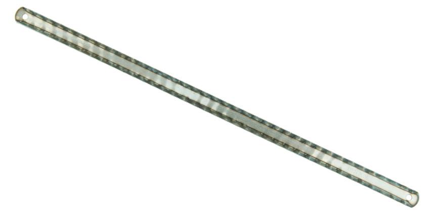 GLOB Brzeszczot do pilek recznych RAMc waski 300 x 12,5 x 0,6mm 144szt. (0503) 0503
