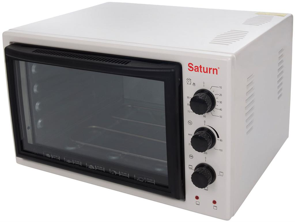 Saturn Mini oven ST-EC3803 white