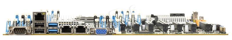Motherboard server Supermicro MBD-X10DRH-C-B (LGA 2011; 16x DDR4 DIMM; Extended ATX) MBD-X10DRH-C-B