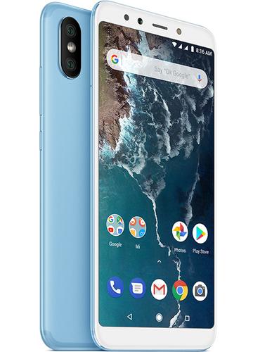 Xiaomi Mi A2 4GB/32GB blue Mobilais Telefons