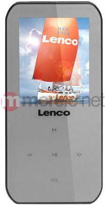 Odtwarzacz MP4 Lenco XEMIO-655 4GB SZARY XEMIO6554GBSZARY MP3 atskaņotājs