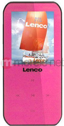 Odtwarzacz MP4 Lenco XEMIO-655 4GB Rozowy XEMIO6554GBROWY MP3 atskaņotājs