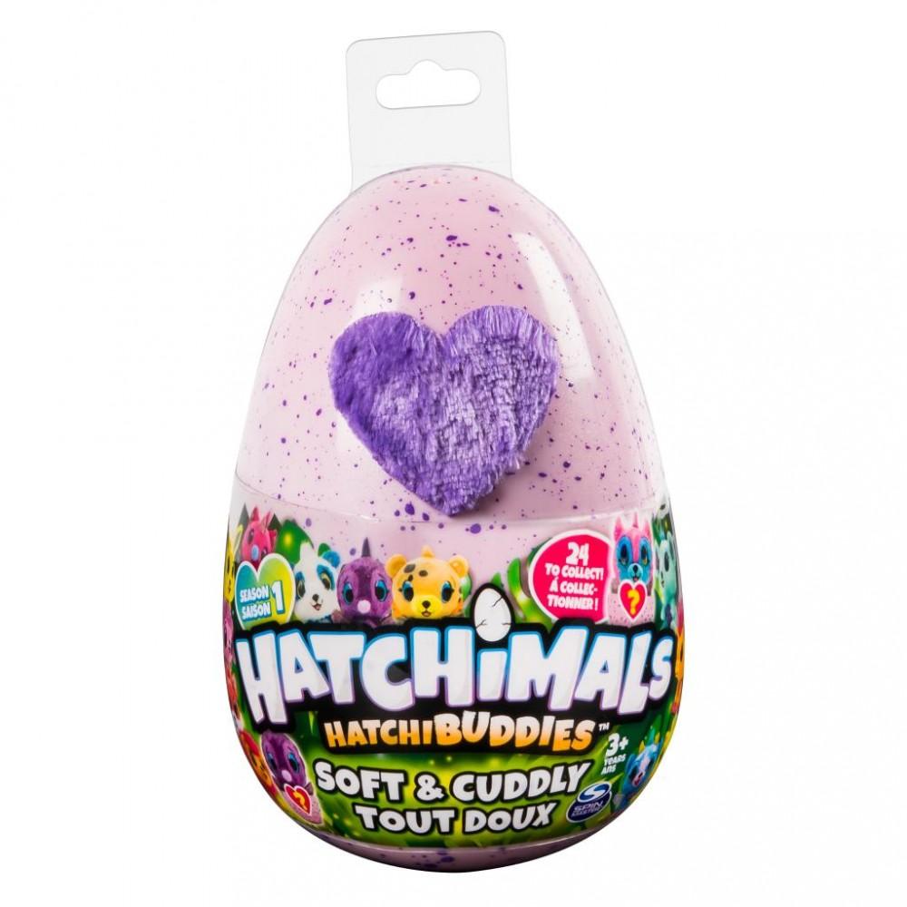 Plush Hatchimals HatchiBuddies 6045430 bērnu rotaļlieta