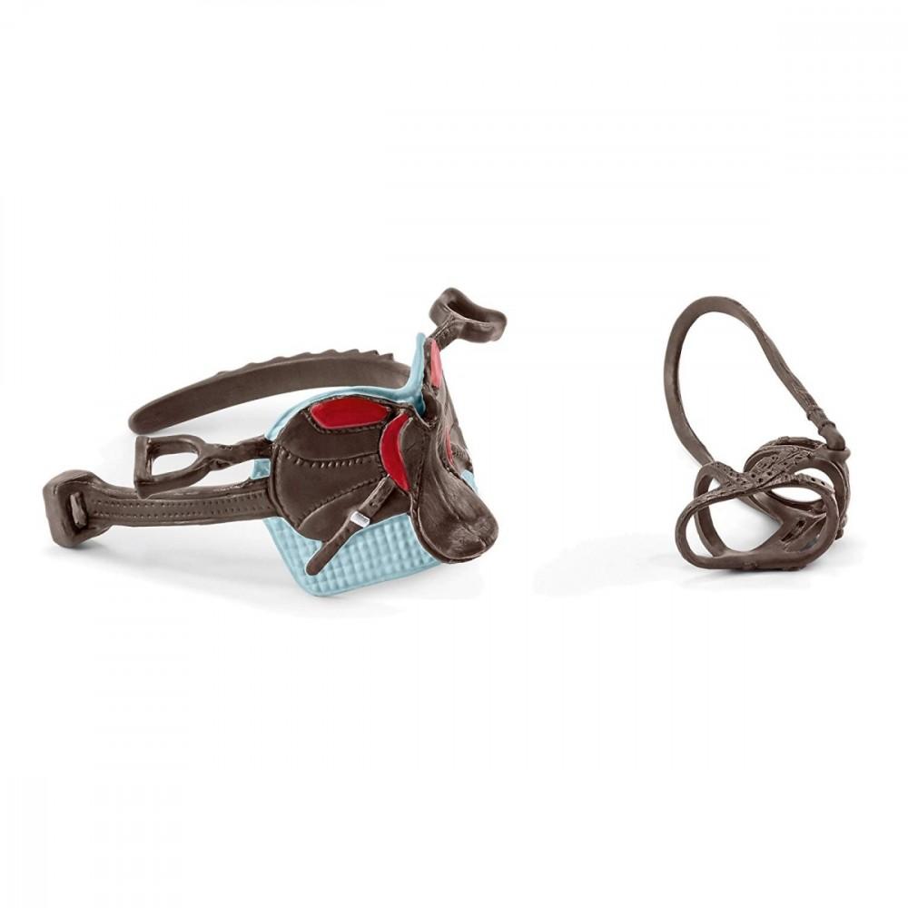 Figures set Horse Club Accessories Hannah & Cayenne 42489 bērnu rotaļlieta