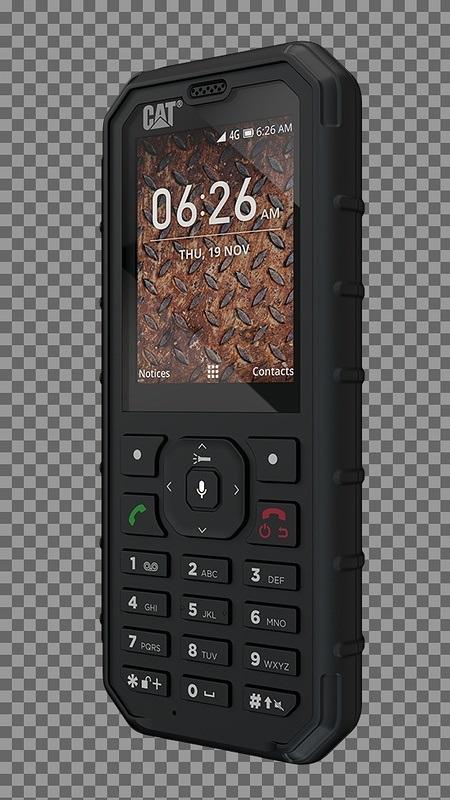 CAT B35 Black Mobilais Telefons