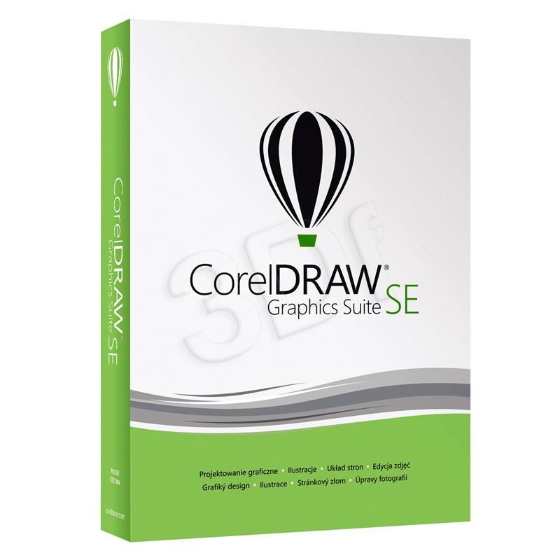 CorelDRAW GS  Spec.Ed   PL/CZ     CDGSSPCZPLMBE