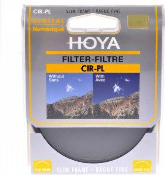 FILTER HOYA PL-CIR 82 MM SLIM UV Filtrs