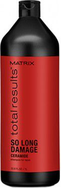 MATRIX Total Results So Long Damage Ceramide Shampoo Szampon for hair zniszczonych 1000ml Matu šampūns