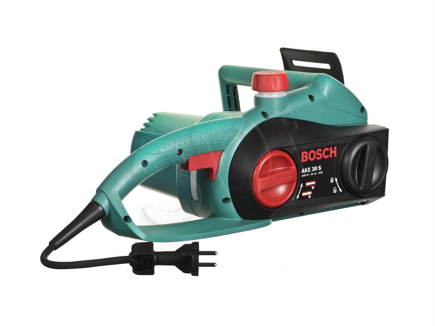 Bosch AKE 30 S Elektriskais zāģis
