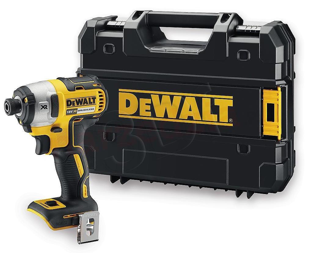 Dewalt DCF887NT 18V LI - yellow