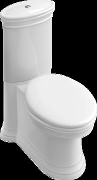 Villeroy & Boch Miska kompaktowa WC Amadea  (7695.10.01) 7695.10.01