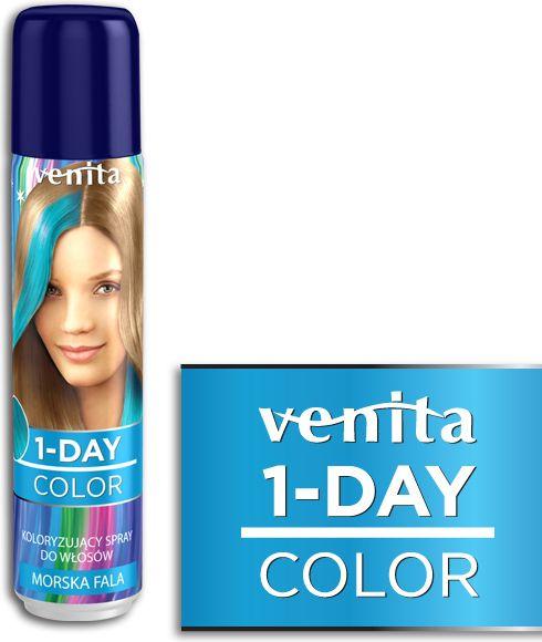 Venita 1-Day color spray 2 Morska Fala V1601