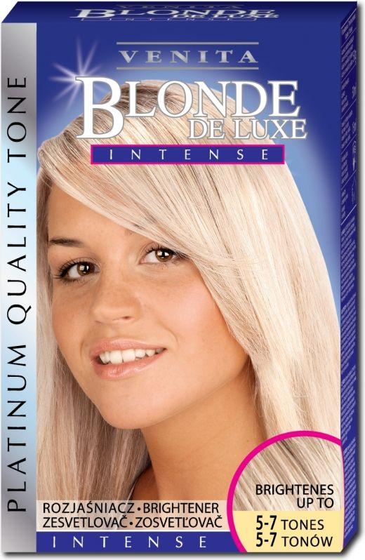 Venita Rozjasniacz Blonde de luxe intense 130ml (V1126) V1126